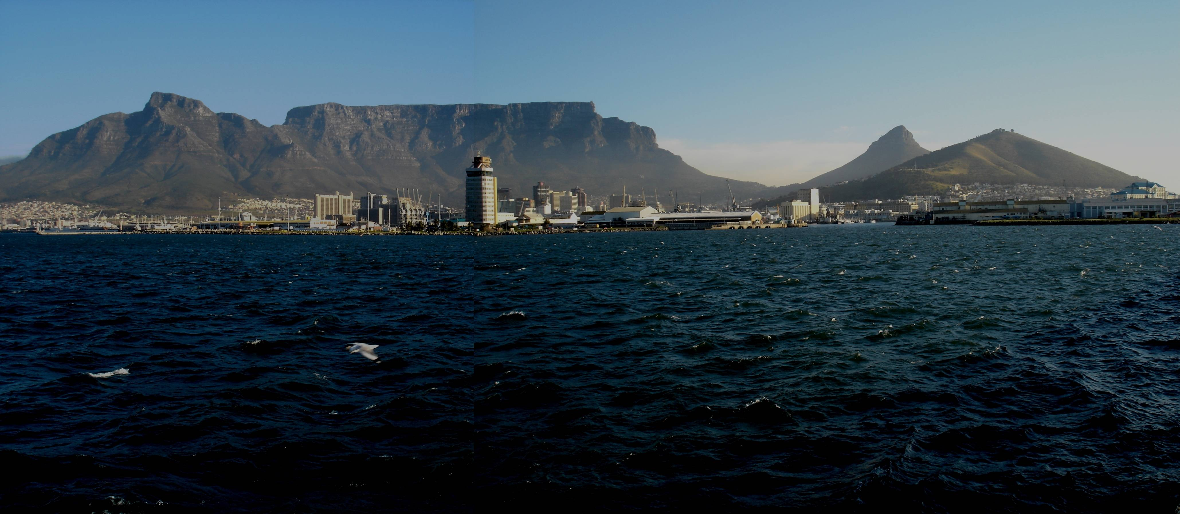Table Mountain Images Wallpaper WallpaperPC 4118x1794