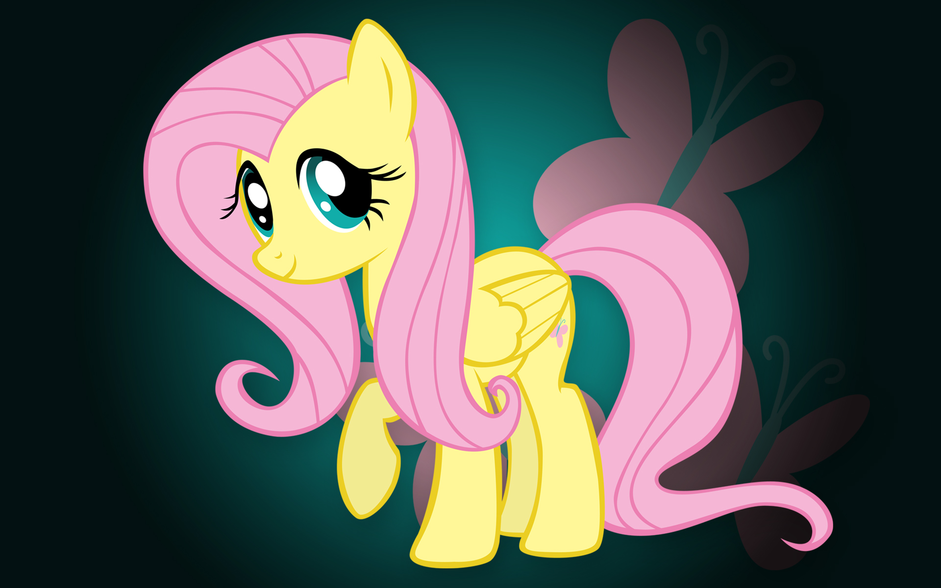 Mlp Fluttershy wallpaper   614206 1920x1200