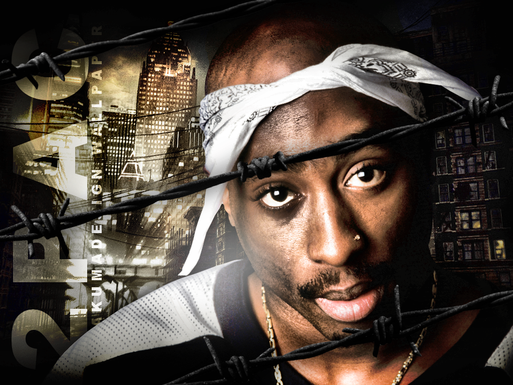 2pac Quotes Wallpaper QuotesGram 1024x768