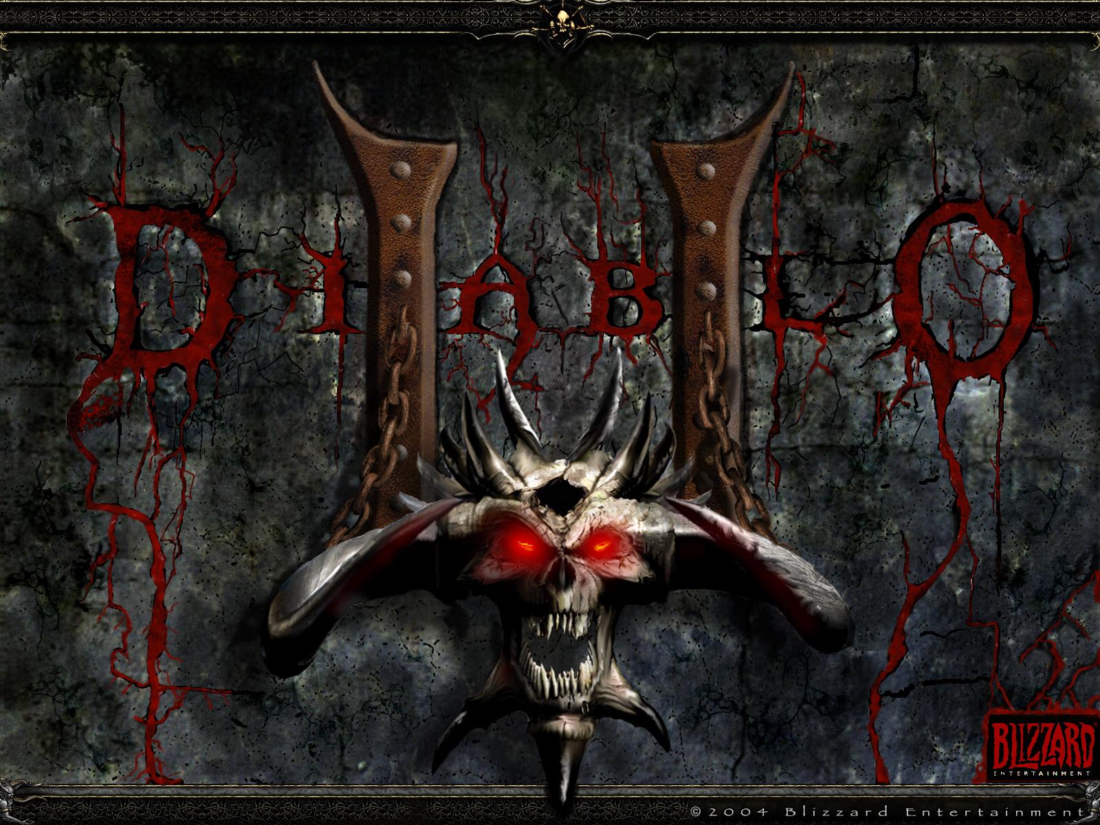 Diablo 2 Wallpaper - Diablo Wallpaper (18654411) - Fanpop