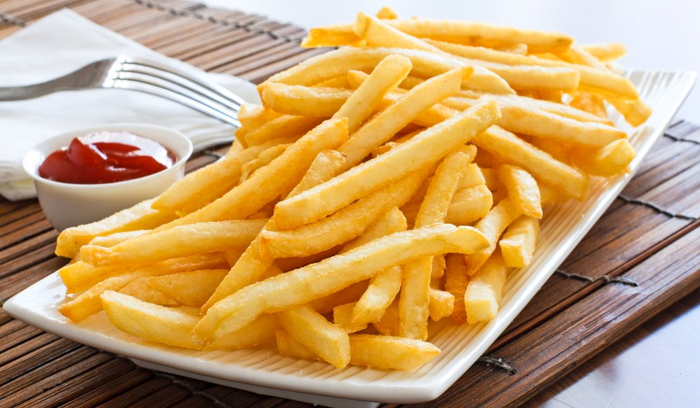 French Fries images 50 wallpapers   Qularicom 1000x583