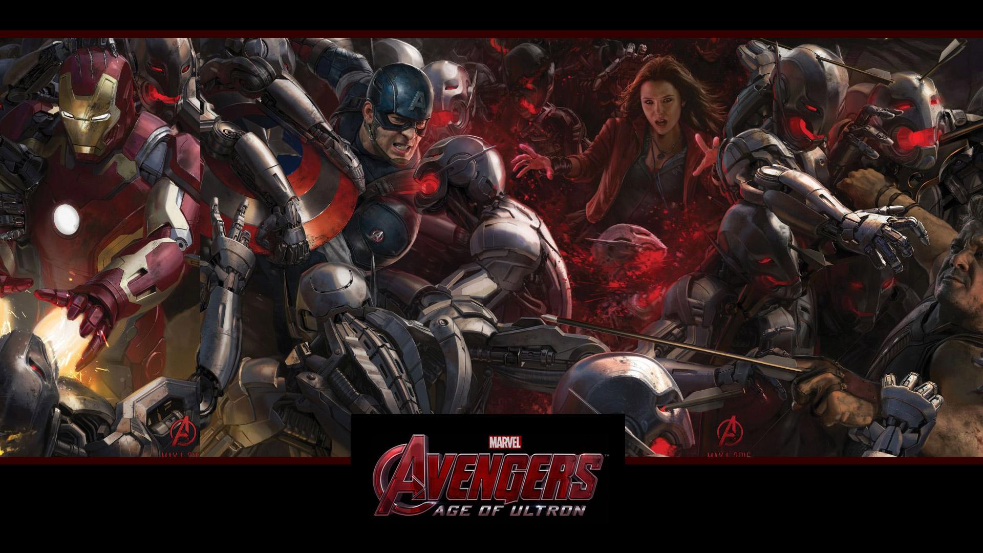Avengers 2 Age of Ultron Wallpaper HD 1920x1080