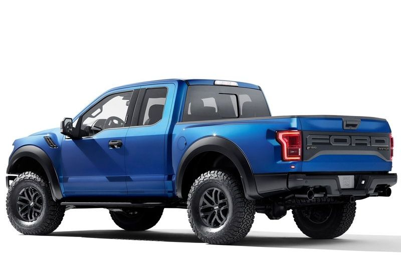 2017 Ford F 150 Raptor Concept   Ford Cars Review 800x550