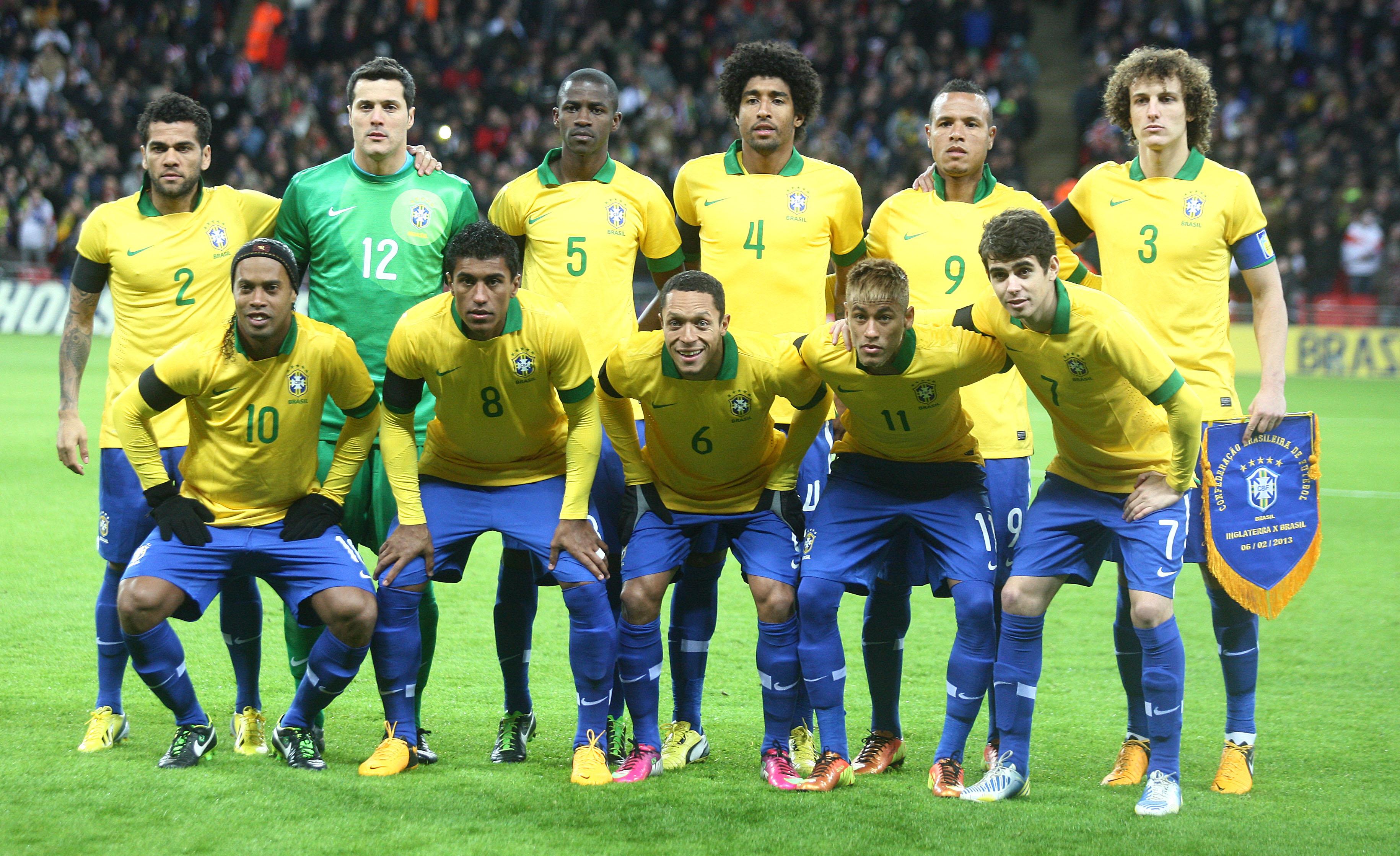 Brazil National Football Team HD Wallpaper Football Wallpapers 3660x2238