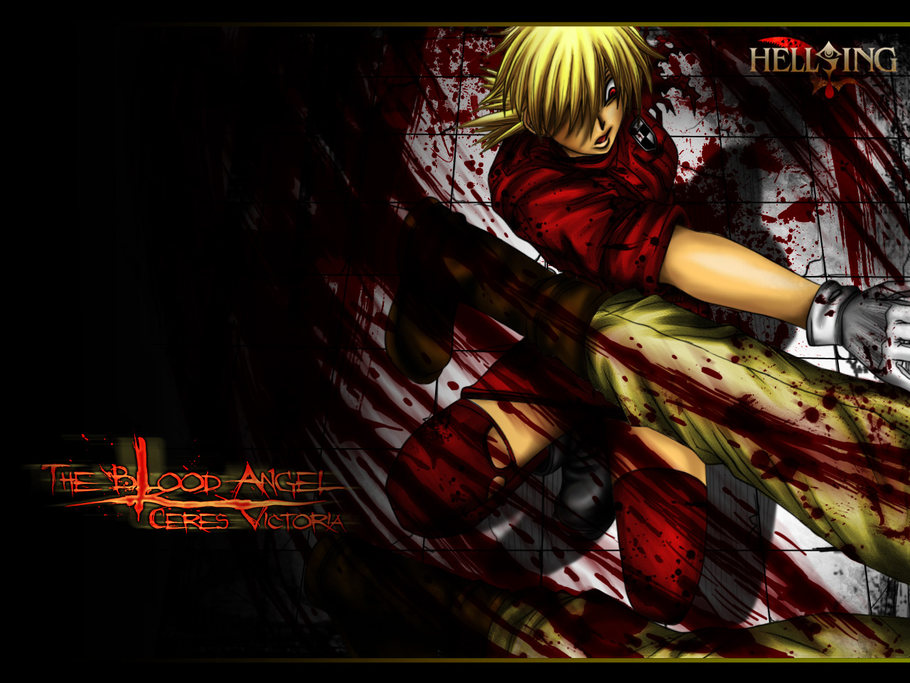 Seras Victoria HD Wallpaper 1280x960 Your daily Anime Wallpaper 1280x960