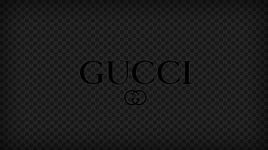 Black Gucci Wallpaper 2 by chuckdobaba 900x506