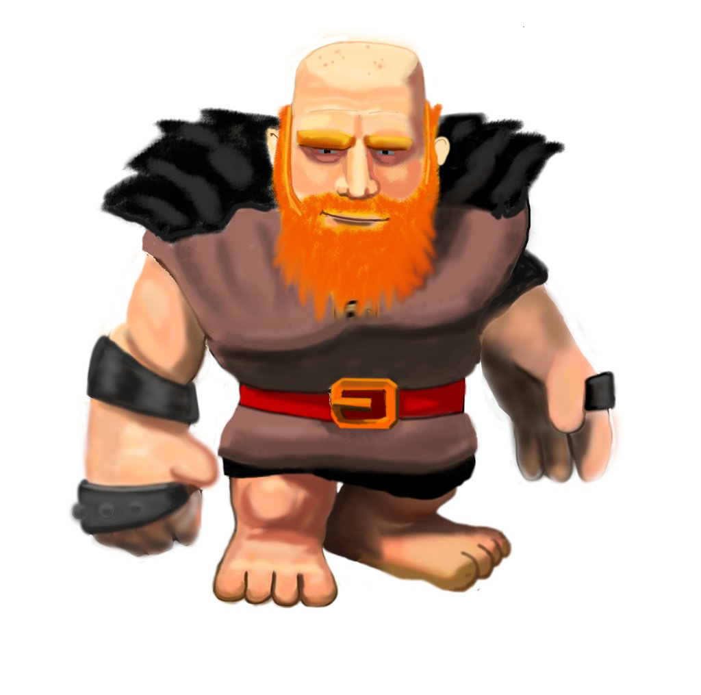 Free Image Gallery Coc Giant [1024x1015] For Your