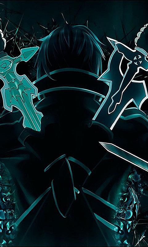44 Sword Art Online Android Wallpaper On Wallpapersafari