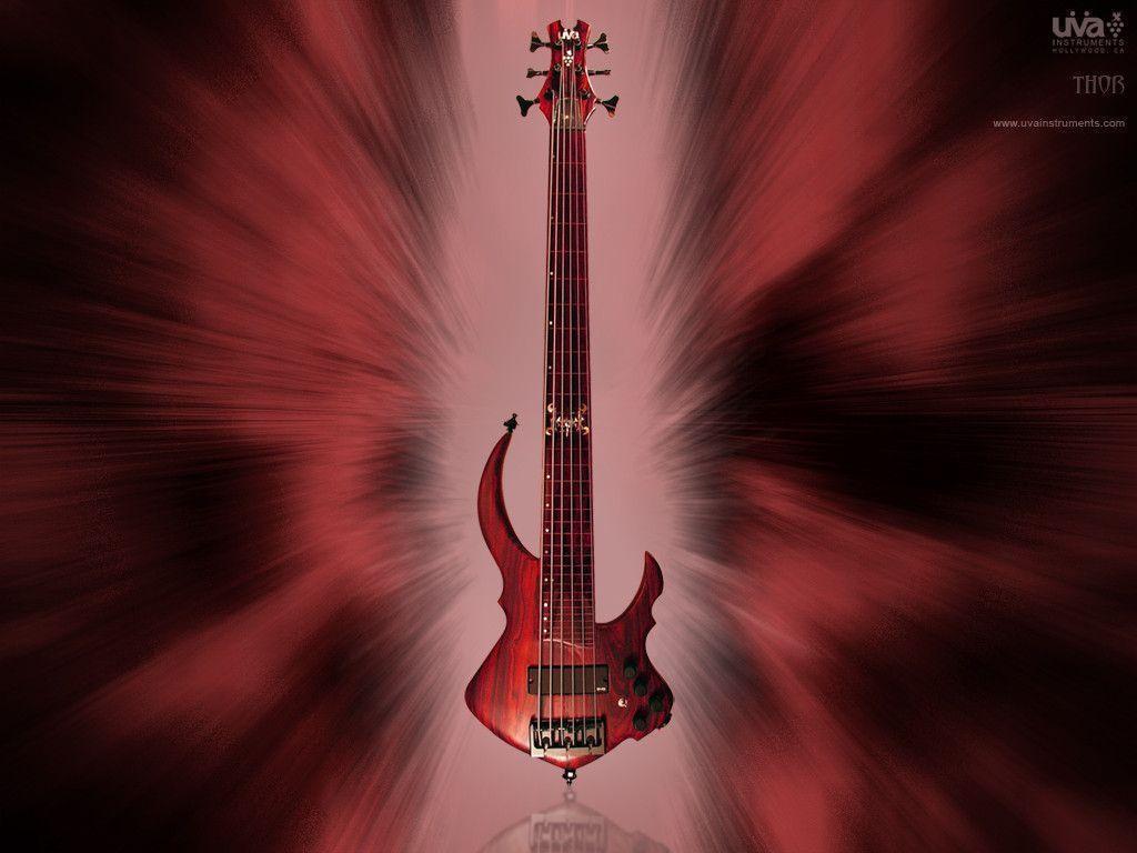 Bass Guitar Wallpapers 1024x768