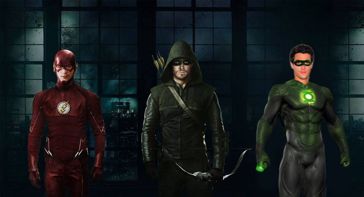 CW Green Lantern Show Why How Who and Green Arrow Cw Wallpaper 1200x650