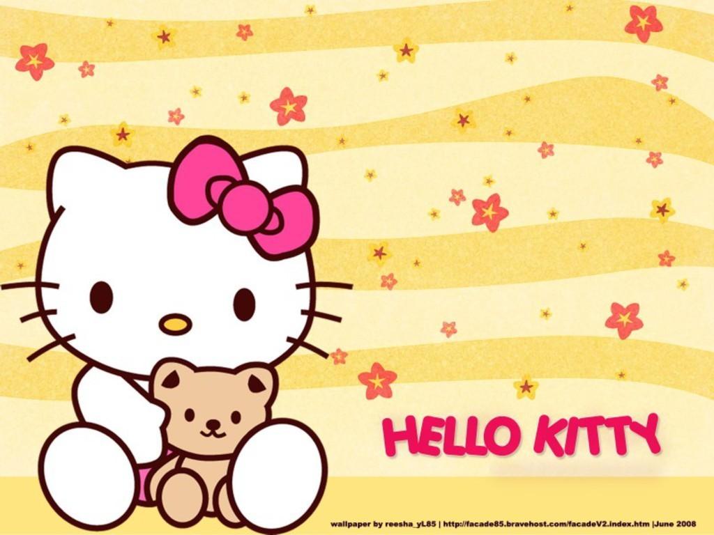 Free Hello Kitty Wallpaper Hello Kitty 1024