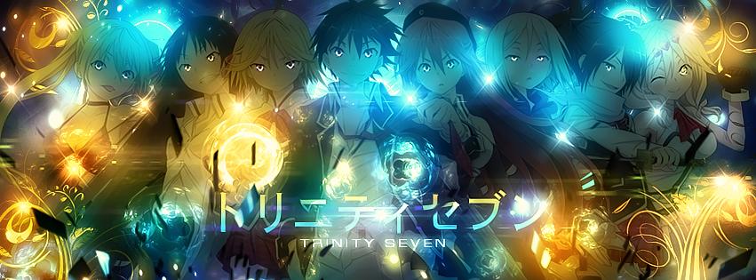 Free Download Trinity Seven By Senzaki Kun 851x315 For