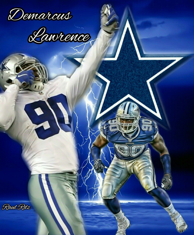 DeMarcus Lawrence Dallas Cowboys 1080x1309