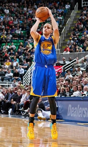 View bigger   Stephen Curry Wallpapers for Android screenshot 307x512