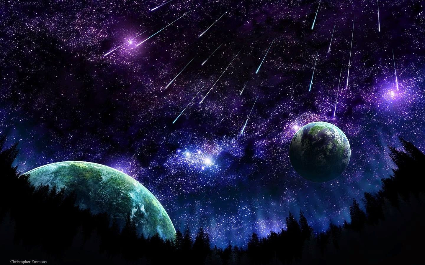 Trippy Space Wallpapers