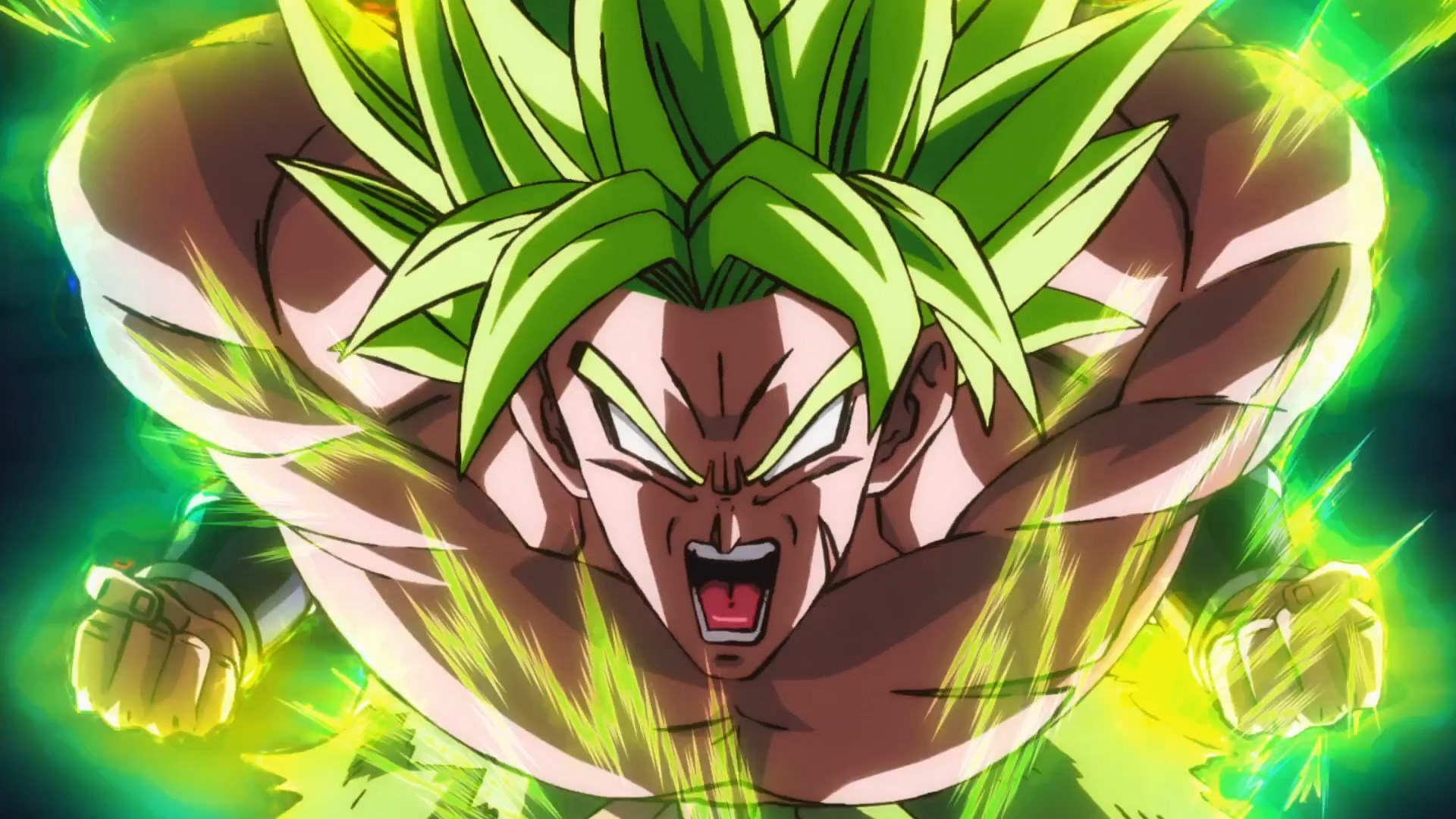 Free Download Dragon Ball Super Broly Le Plein Dimages Hd Du