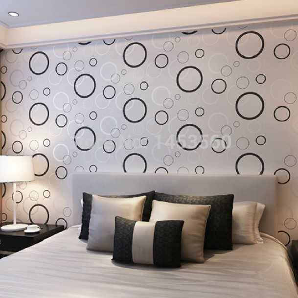 Excellence grade PVC wallpaper factory wall wallpaper washable 609x609