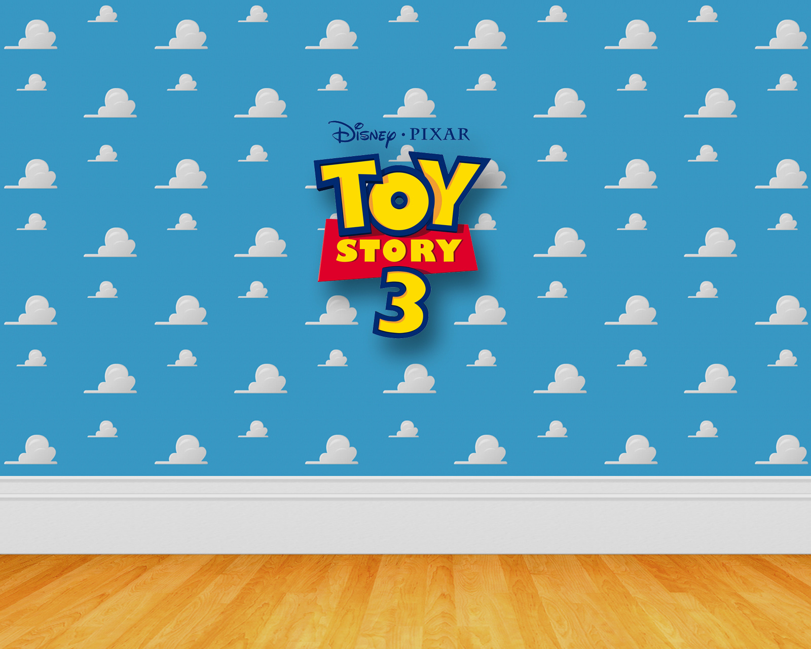 47 toy story cloud wallpaper on wallpapersafari - Toy story wallpaper ...