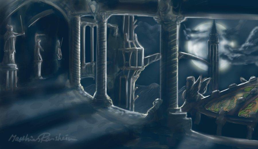 Castlevania Castle Wallpaper Draculas castle in castlevania 900x518
