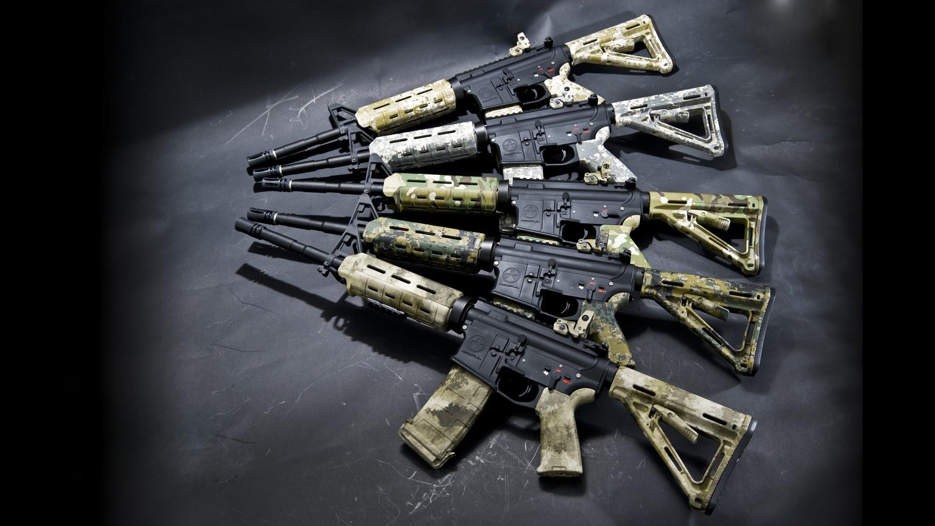 Latest Gun Wallpaper