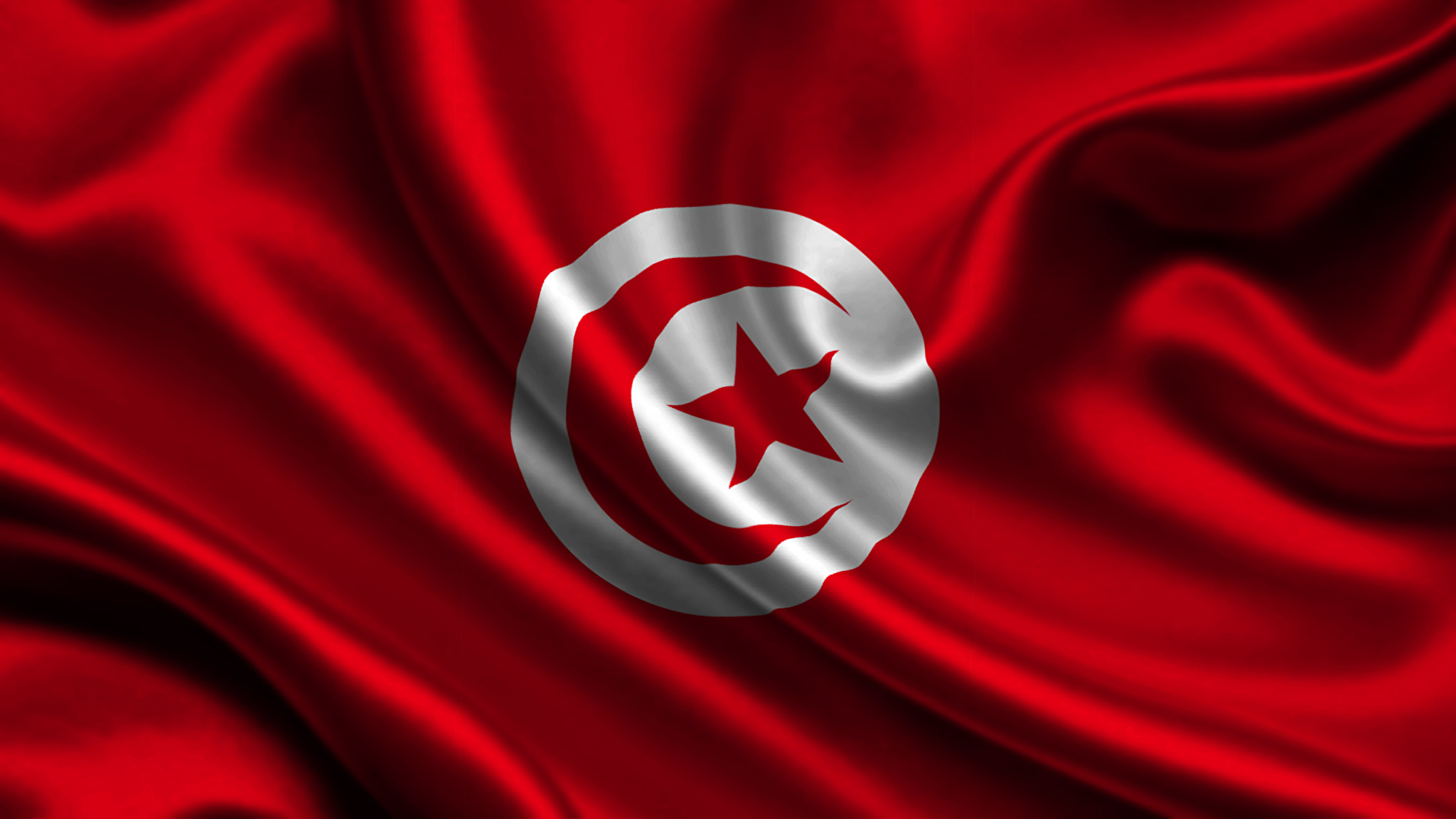Free Download Photo Tunisia Flag 2048x1152 2048x1152 For