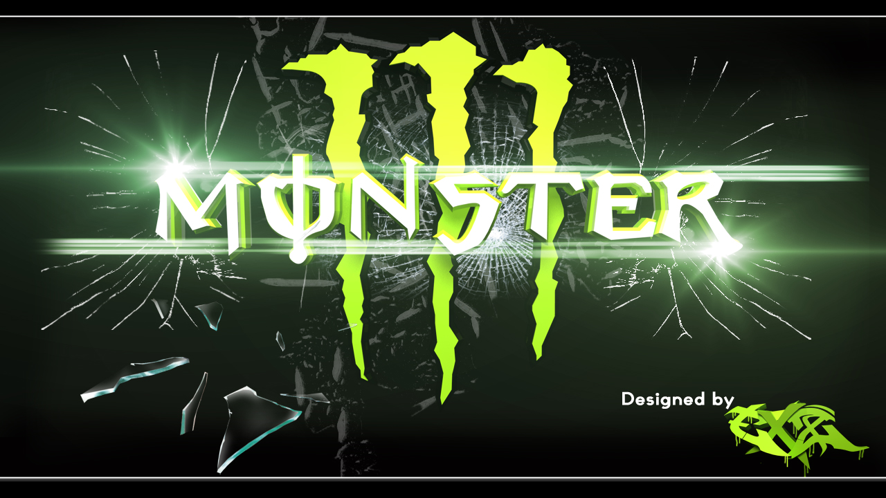Monster Energy by ExCompzHD 1280x720