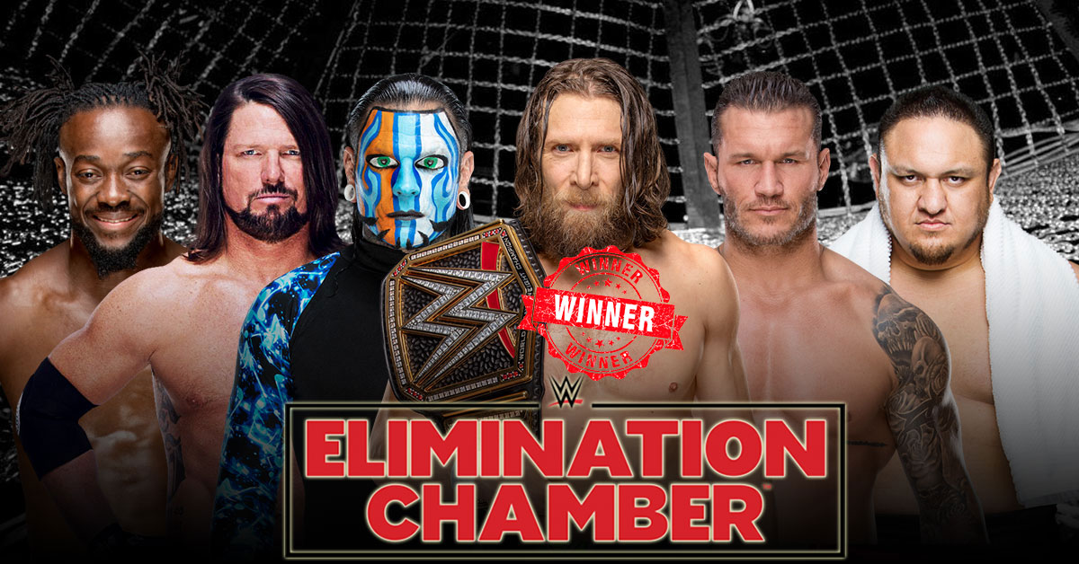 Elimination Chamber 2019 Full Match Card 1200x628