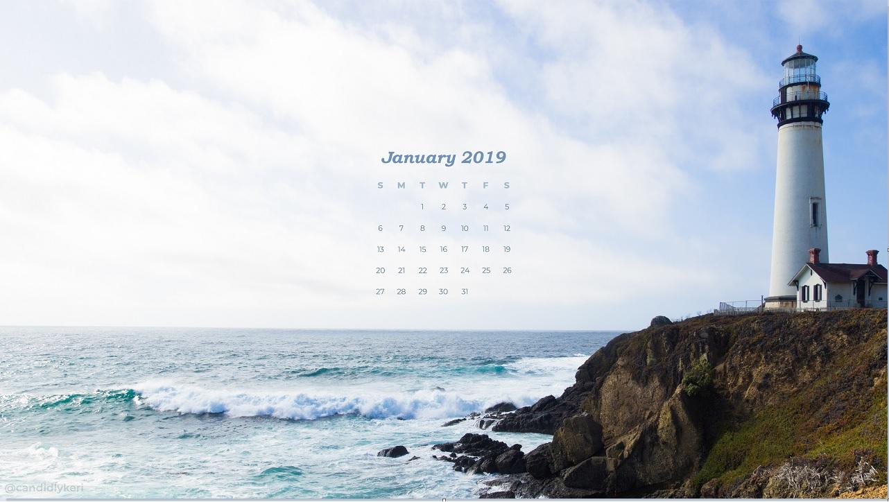 2019 HD Calendar Wallpapers Calendar 2019 1282x724