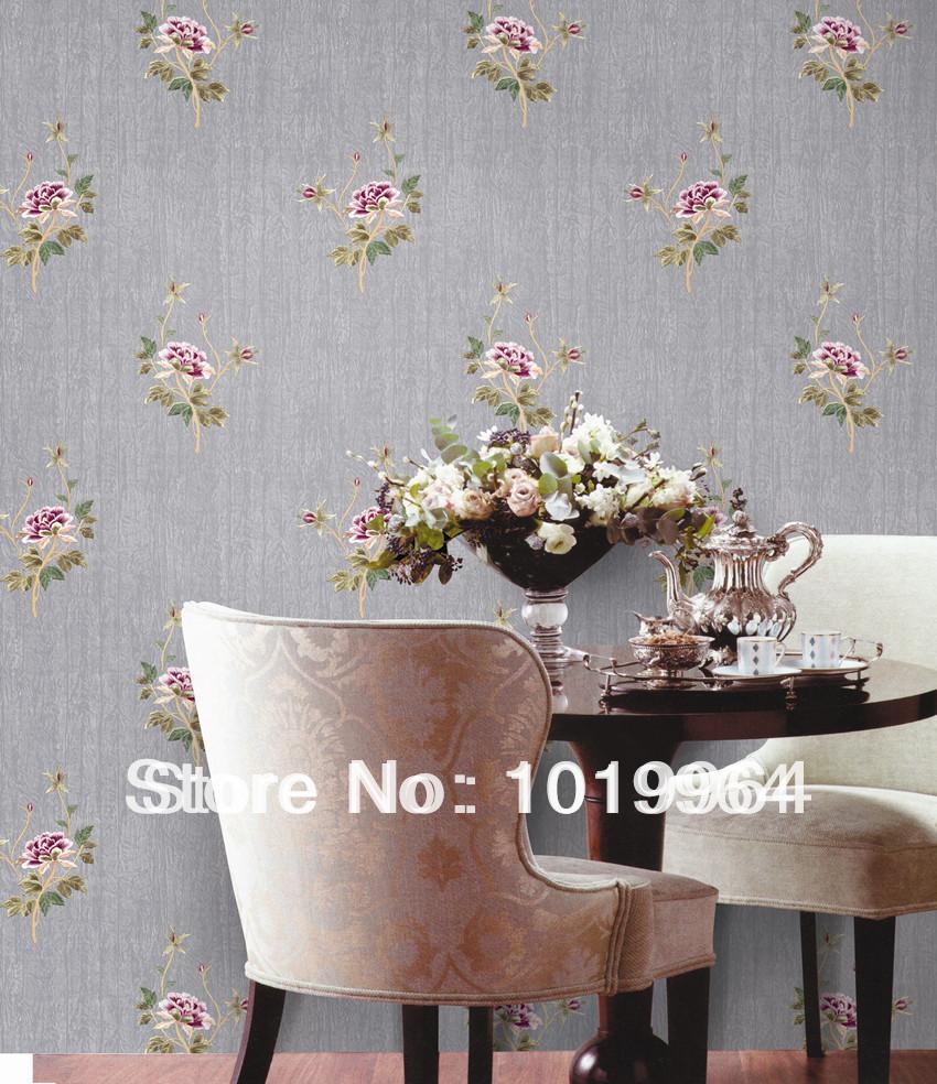 Italian style flower design wallpaperjpg 850x984