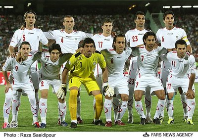 28 Iran Football National Team by RGB7 400x279