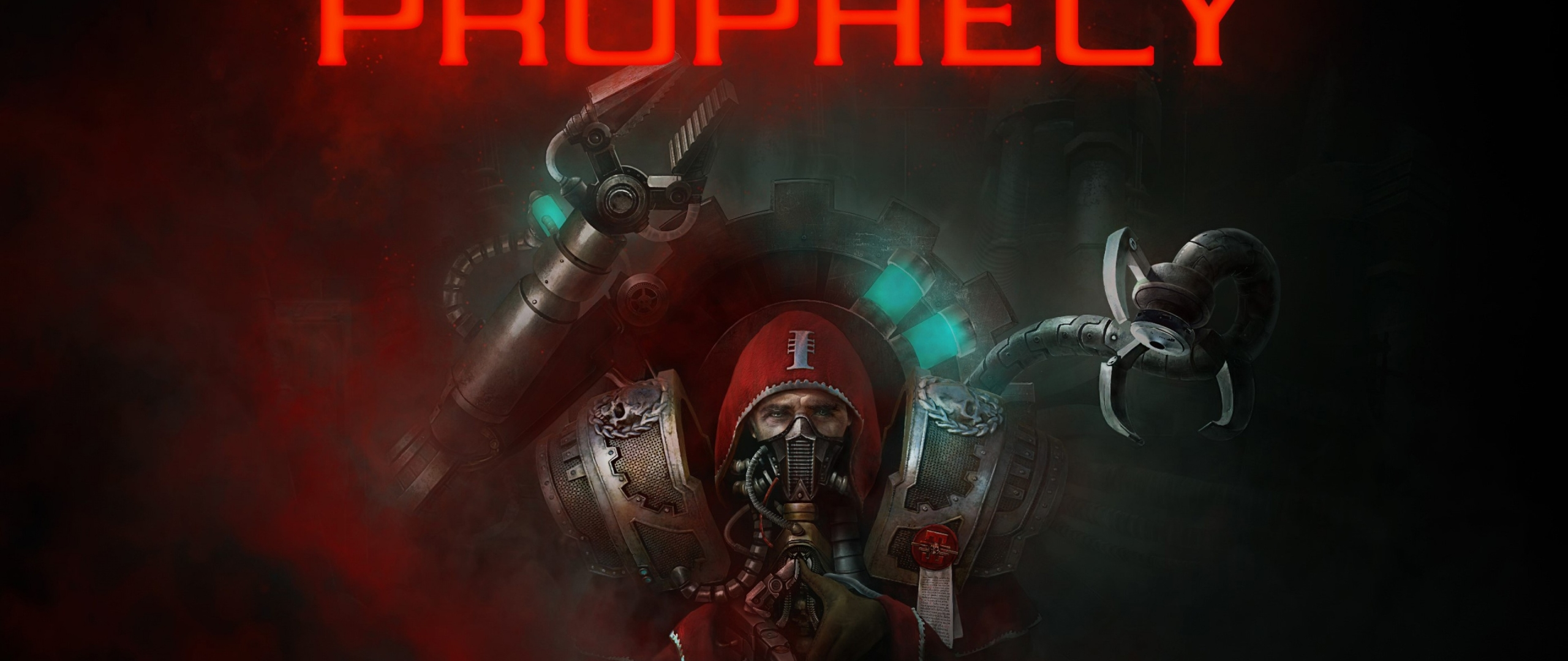 2560x1080 Prophecy Warhammer 40K Inquisitor 2560x1080 Resolution 2560x1080