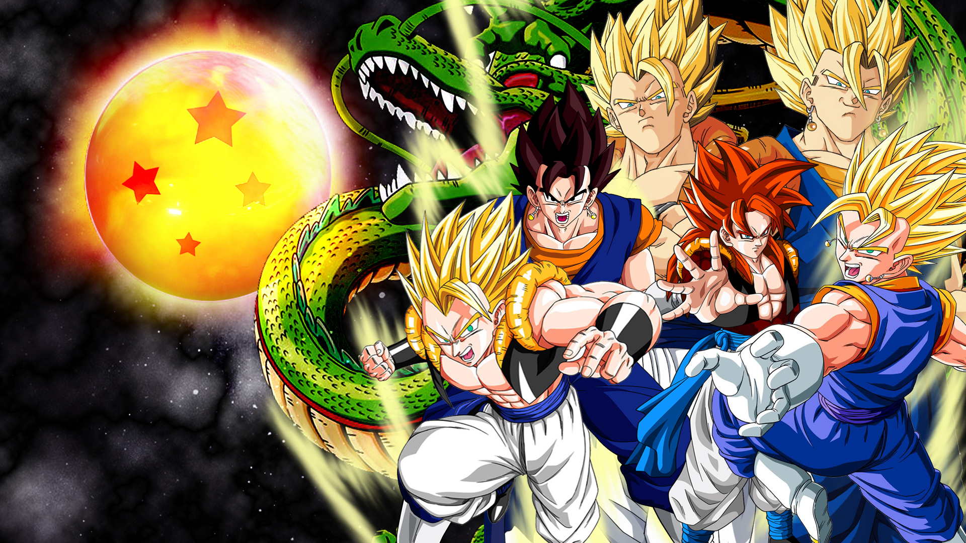 Top Dragon Ball Z Hd Wallpapers For Pc 1920x1080