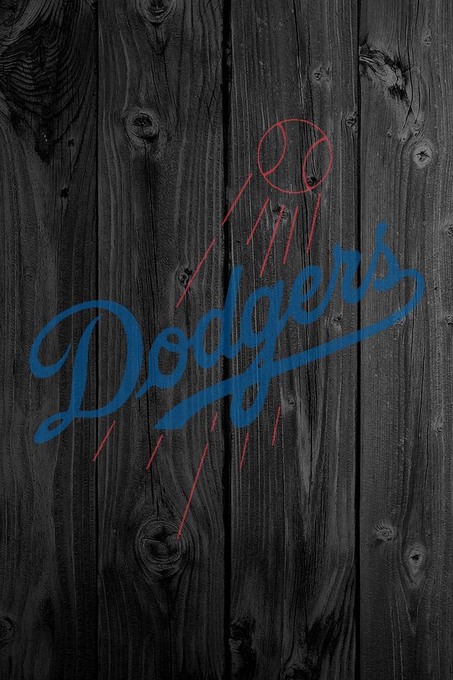 La Dodgers Iphone Wallpaper Wallpapersafari