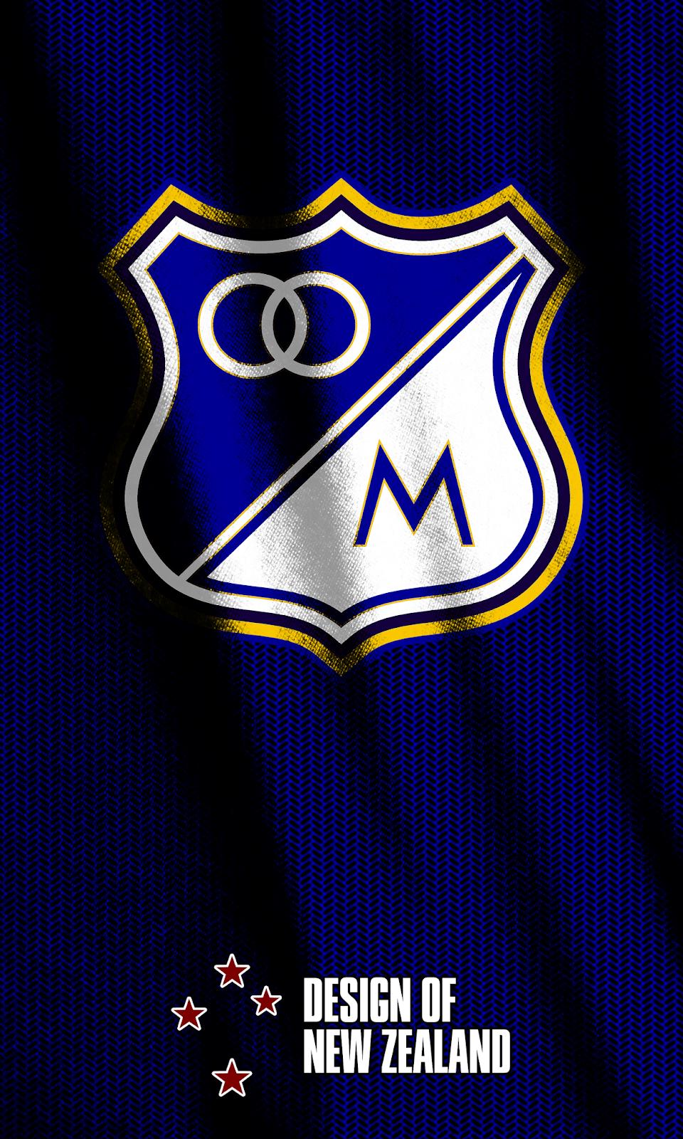 Wallpaper Millonarios FC Bogot millonarios Football Soccer y 960x1600
