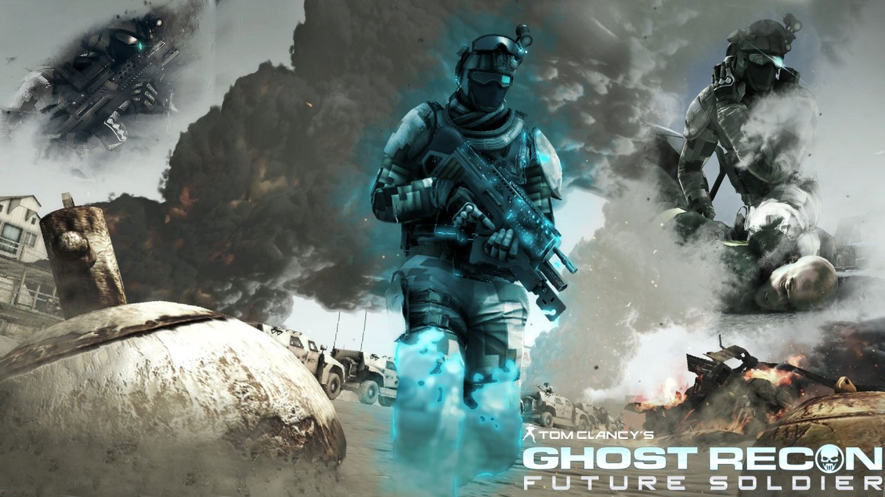 Ghost Recon Future Soldier Wallpapers in HD Page 2 1280x720