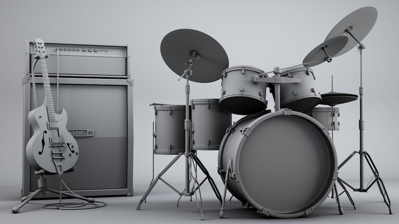 1280x720px Drum Set Wallpaper Wallpapersafari