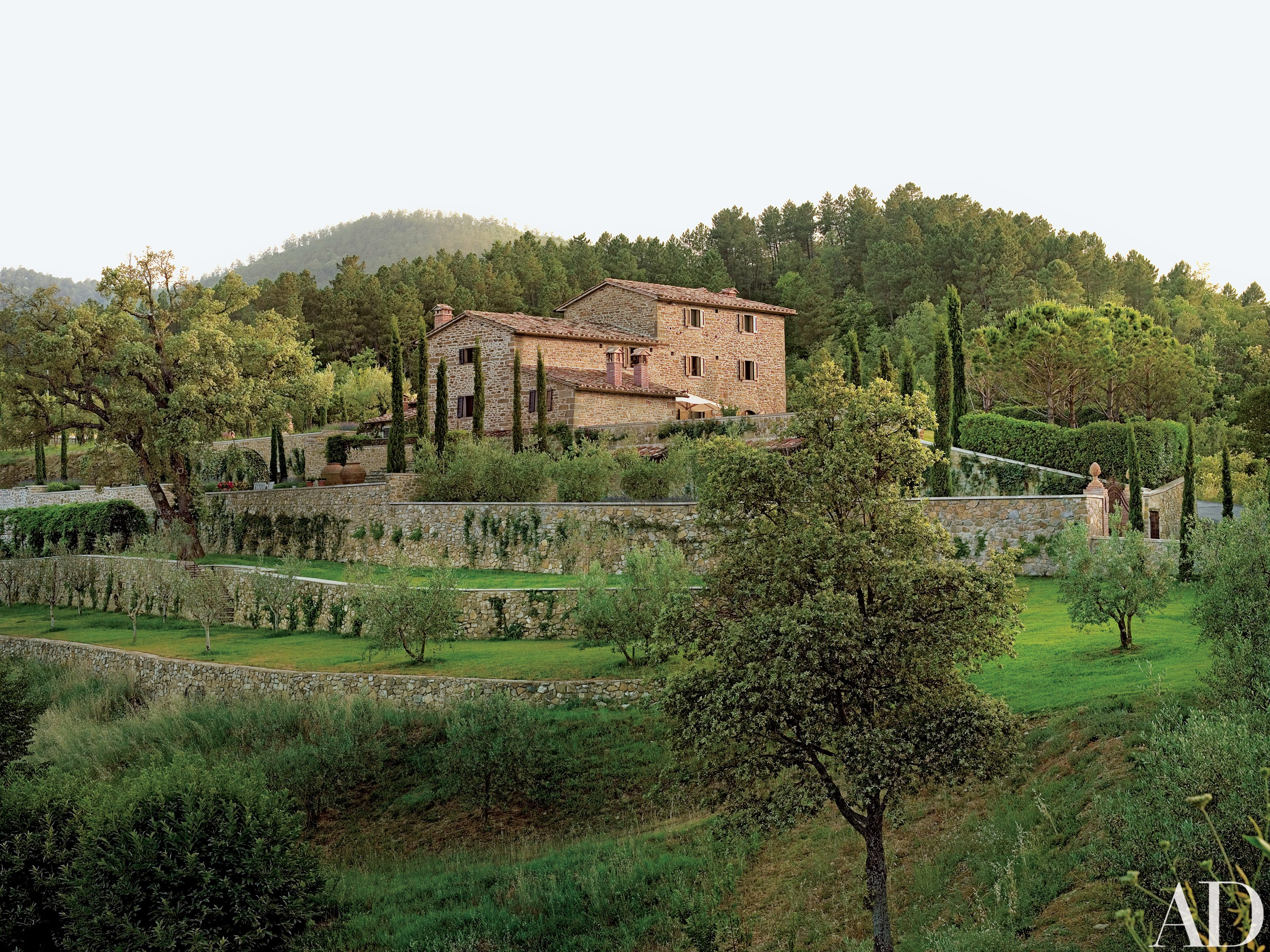 Architect Nicholas Risley Restores an Italian Farmhouse 3200x2400