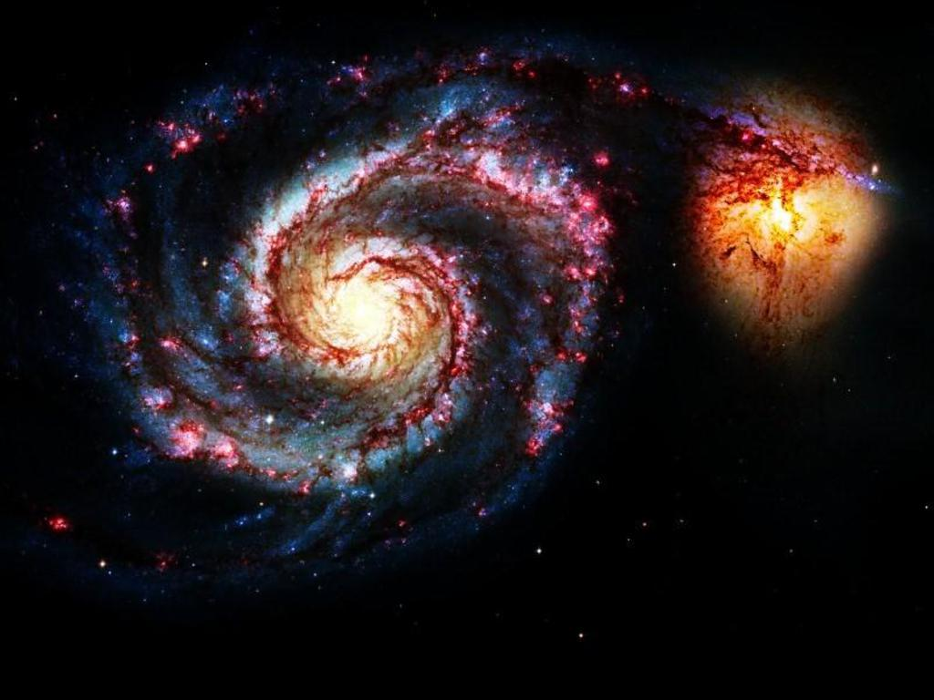 Deep Space Wallpapers - HD Wallpapers Lovely