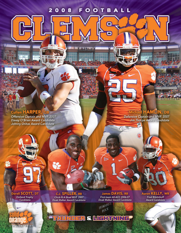Clemson Football Wallpaper   Snap Wallpapers 624x802