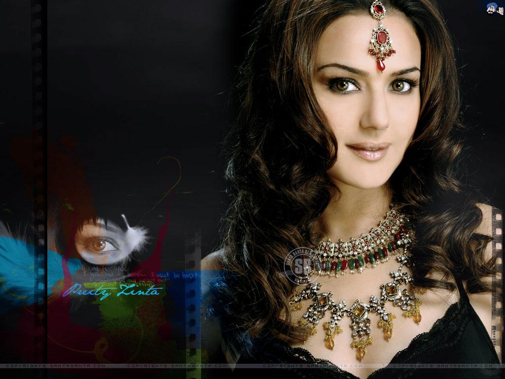 Preity Zinta Wallpaper 12   1024 X 768 stmednet 1024x768