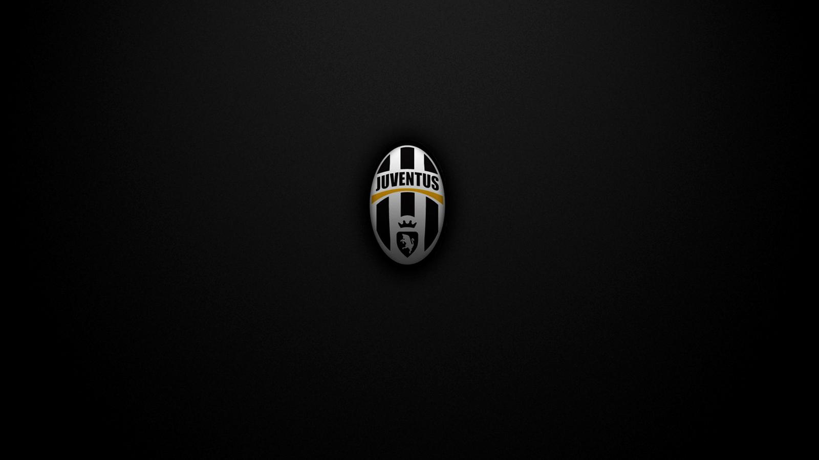 Juventus FC Logo HD Wallpapers HD Wallpapers Backgrounds Photos 1600x900