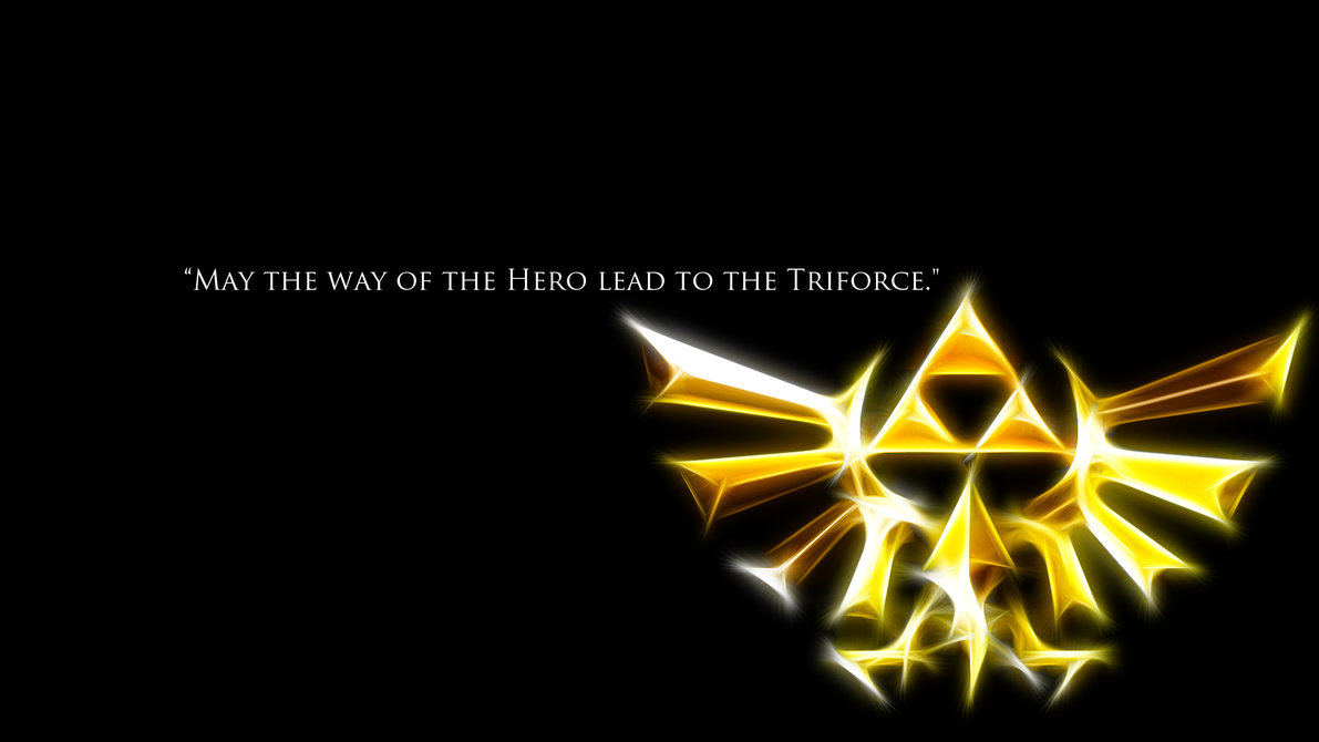 Free Download Triforce Hd Wp Legend Of Zelda File Share