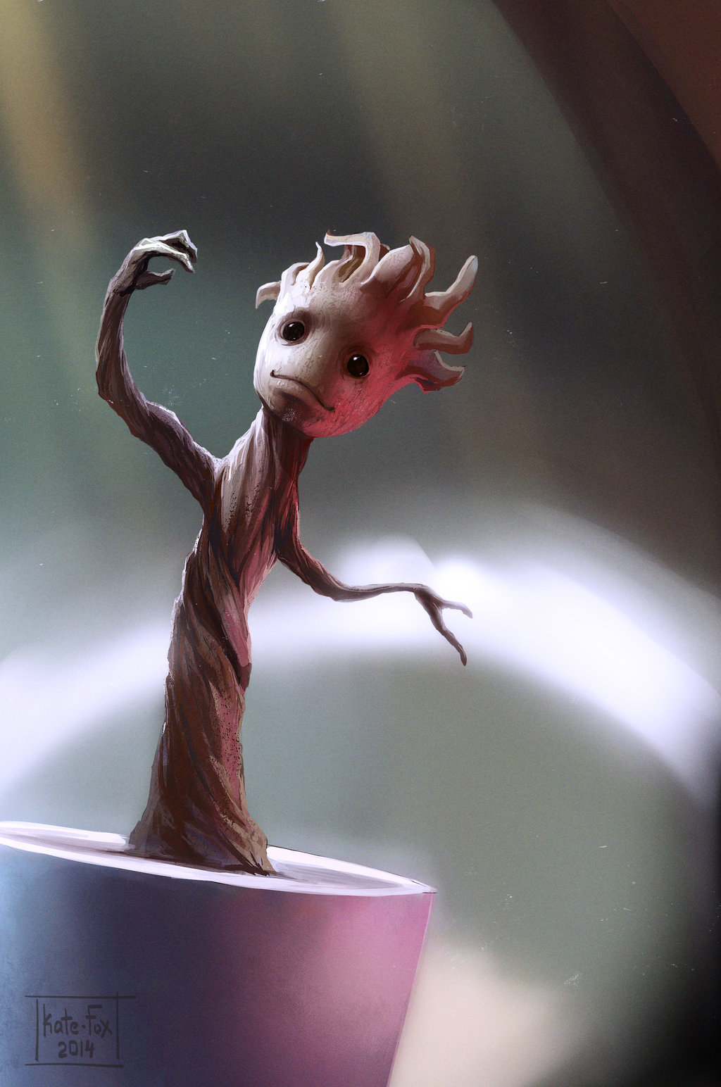 Photo Collection Dancing Groot Wallpaper