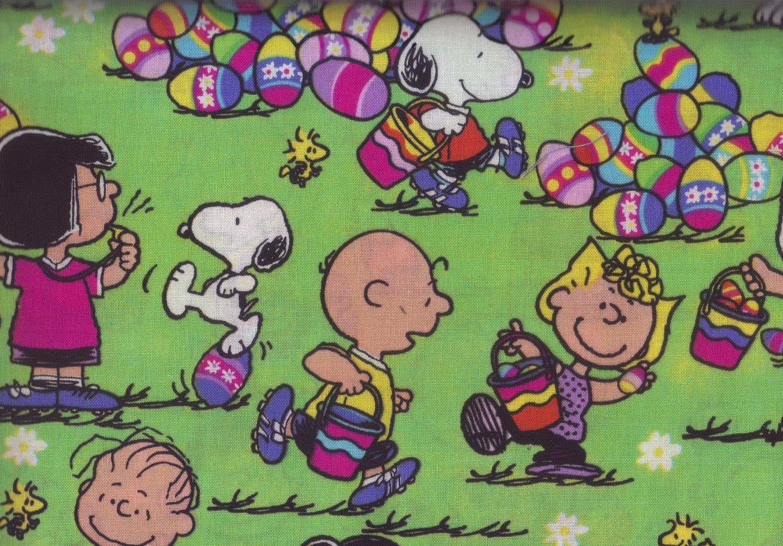 50] Snoopy Easter Wallpaper on WallpaperSafari 1500x1046