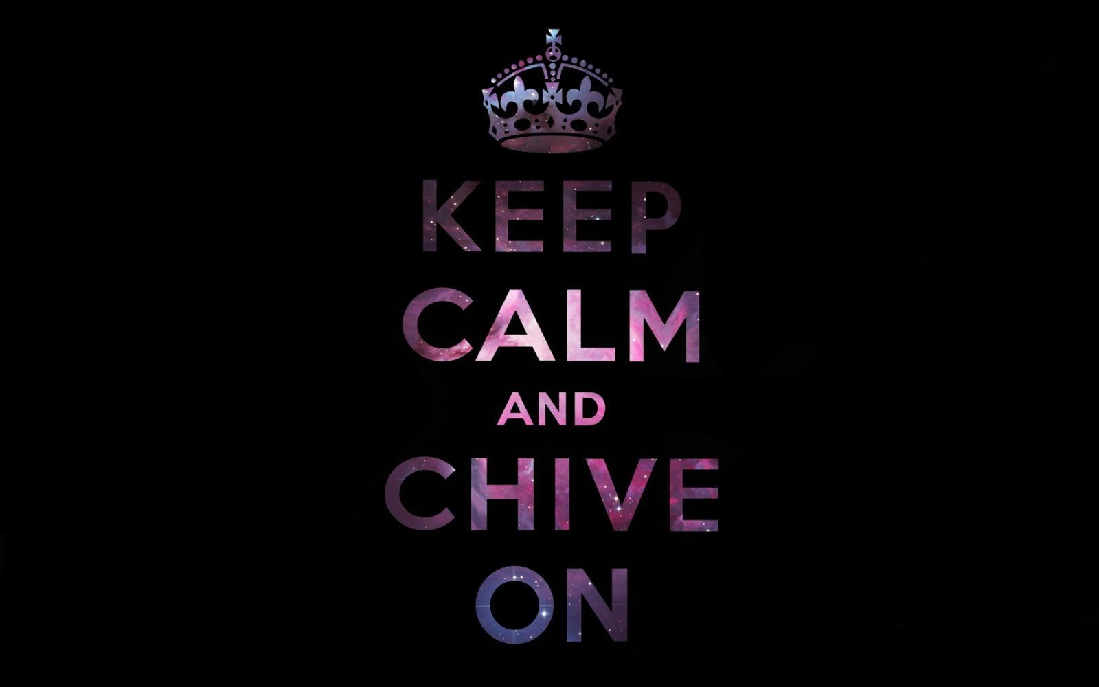 keep calm and black background kcco the chive chiveon HD Wallpapers 1600x1000