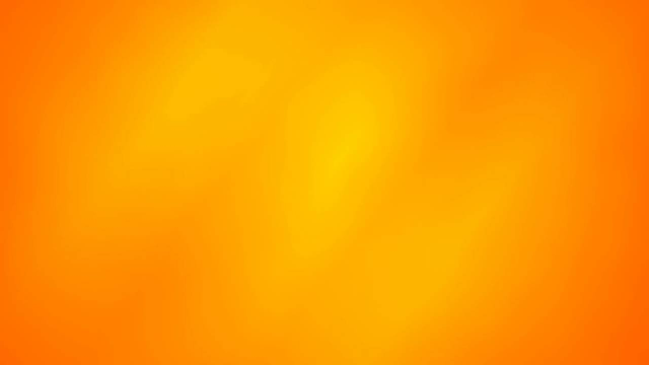 Abstract Orange and Yellow Background Motion Animation 1280x720