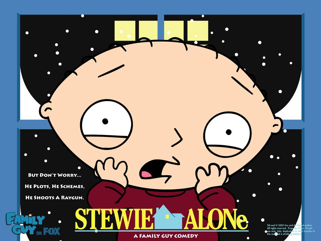 stuffpoint television family guy images wallpapers stewie alone tweet 1024x768