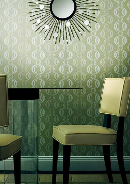 wallpaper collections wallpaper in stock sale azhar brown retro orb 450x635