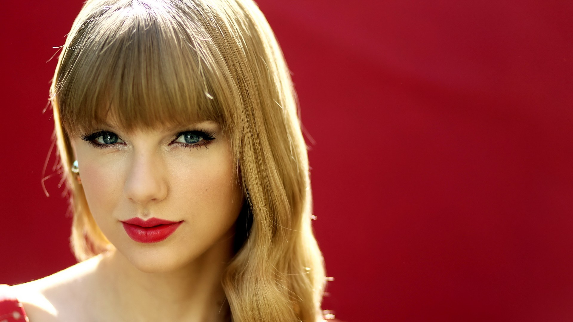 Red Taylor Swift 2013 HD Wallpaper ImageBankbiz 1920x1080