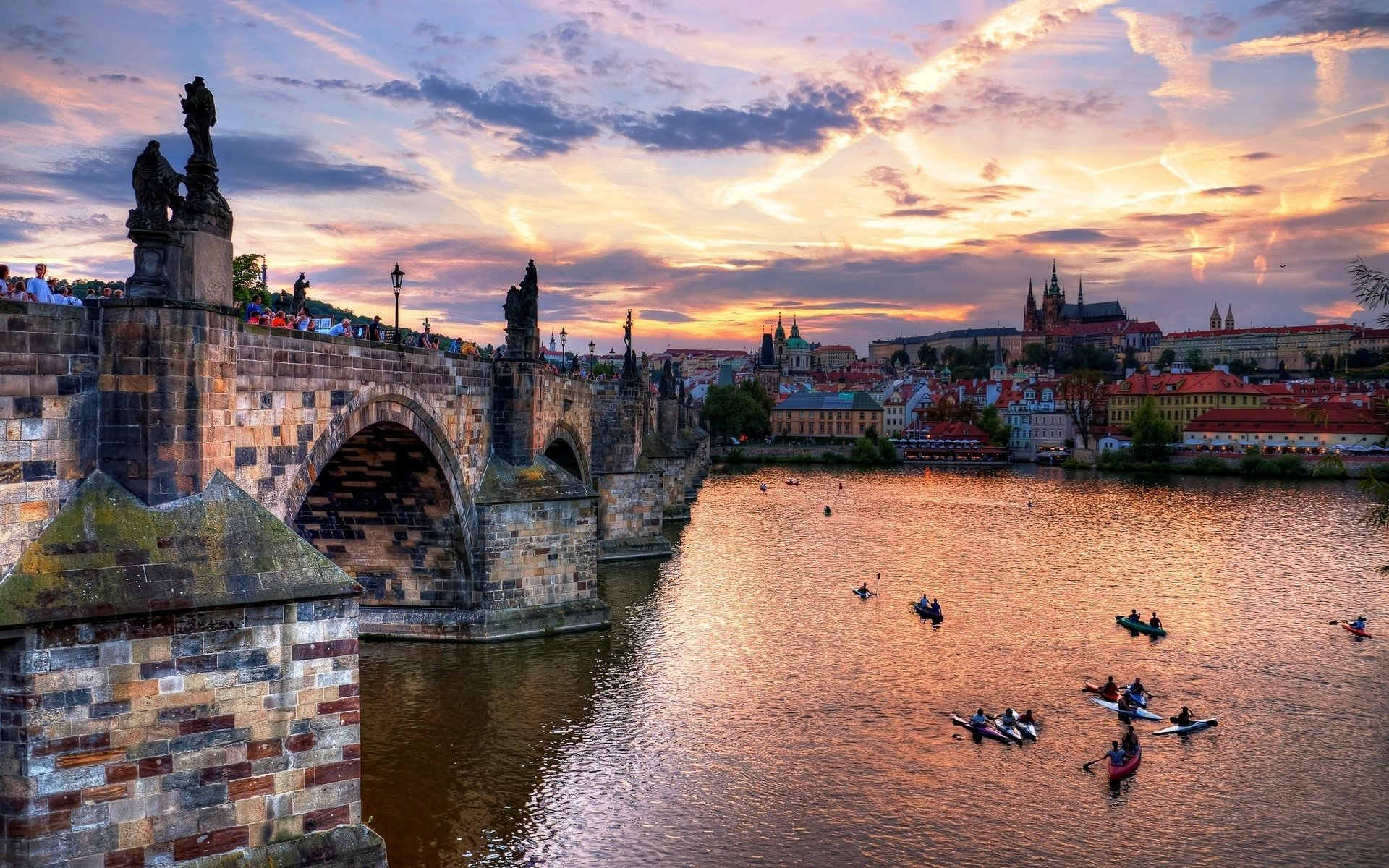 81 Prague HD Wallpapers Background Images 1920x1200